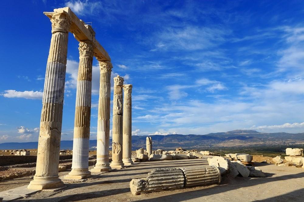 Türkiye'nin kültürel serveti: Ege'nin görkemli antik kentleri - 15