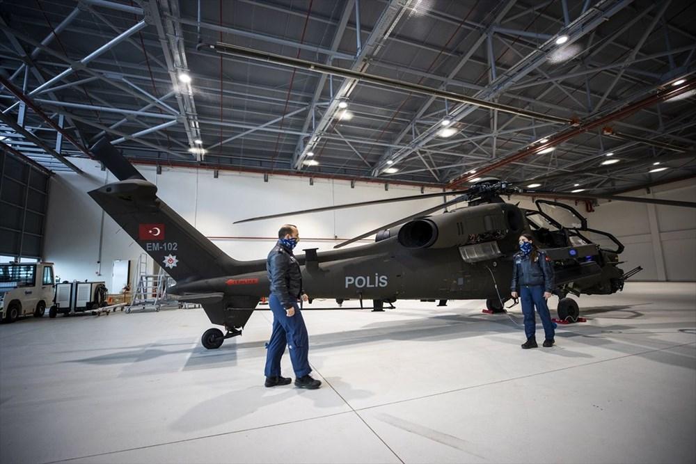Türkiye'nin ilk kadın taarruz helikopter pilotu - 8
