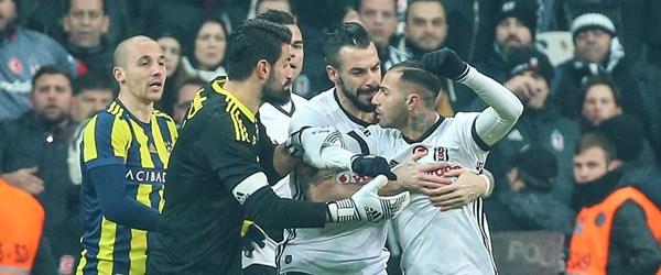Son dakika haberi... Beşiktaş, Fenerbahçe ve Quaresma PFDK'ya sevk edildi