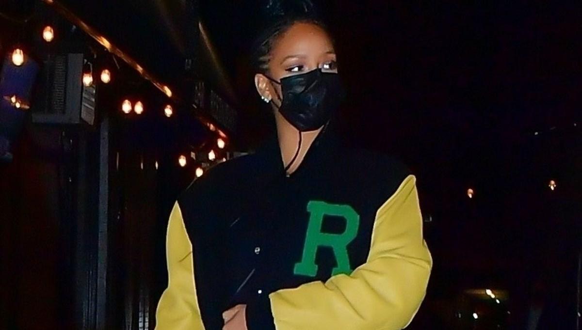 Rihanna'nın randevu gecesi