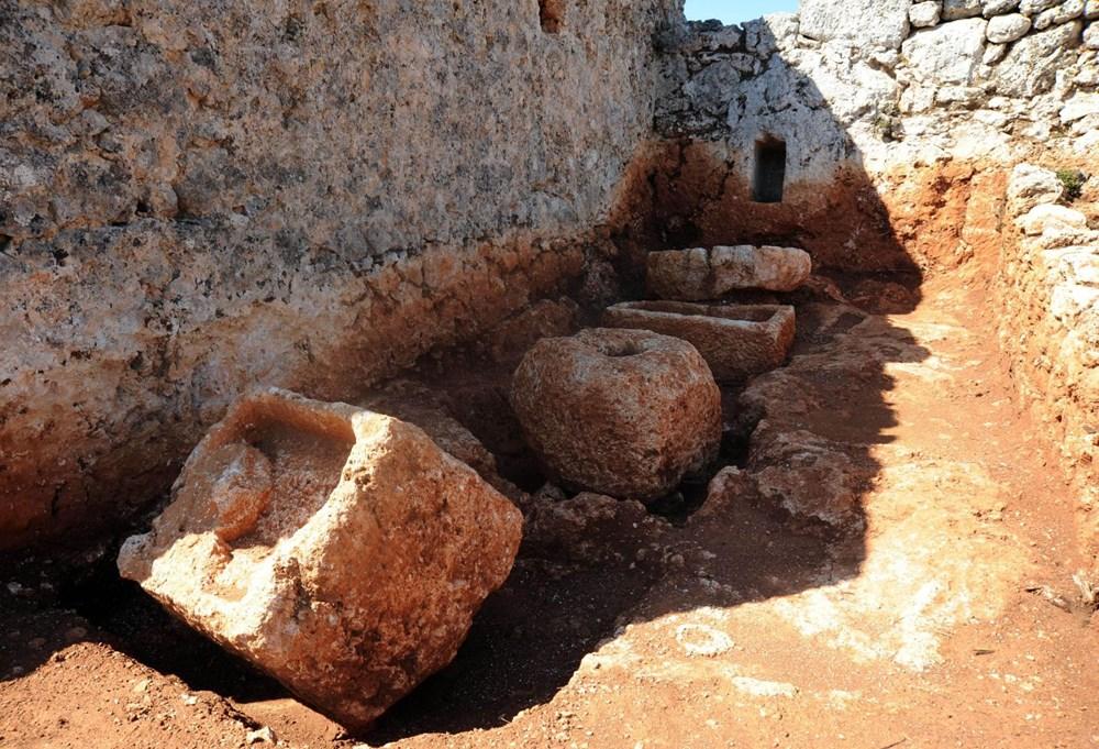 Lyrboton Kome Antik Kenti, Arkeopark oluyor - 6