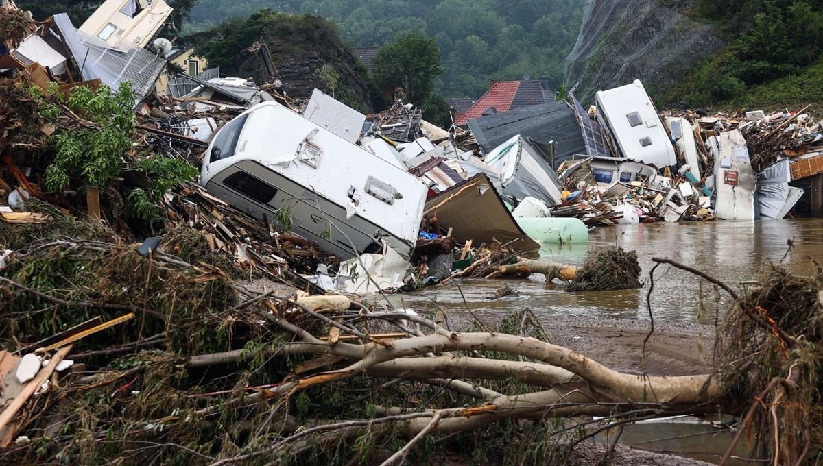 Almanya'da sel felaketi: Can kaybı 140'ı aştı