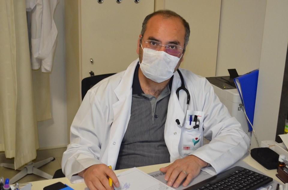 Endokrinoloji ve Metabolizma Hastalıkları Uzmanı Dr. Hüsnü Yılmaz