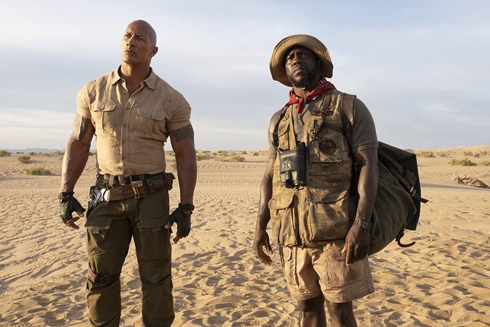 Dwayne Johnson'ın hayatı belgesel oluyor - 49