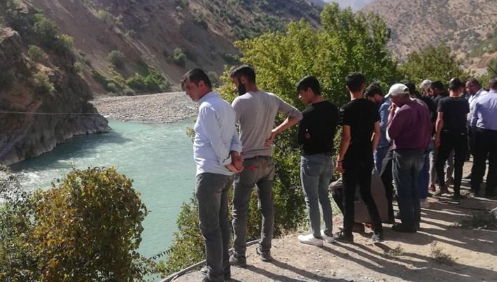 Hakkari'de Zap Deresi'ne giren iki kuzen boğuldu