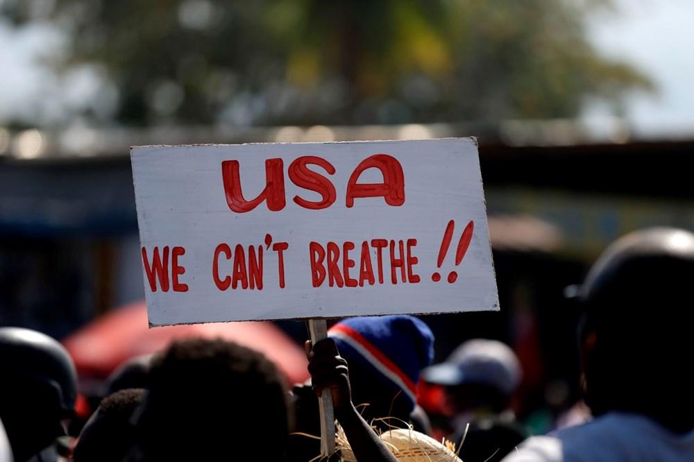 Haiti'de hükümet karşıtı protestolara sert müdahale - 8