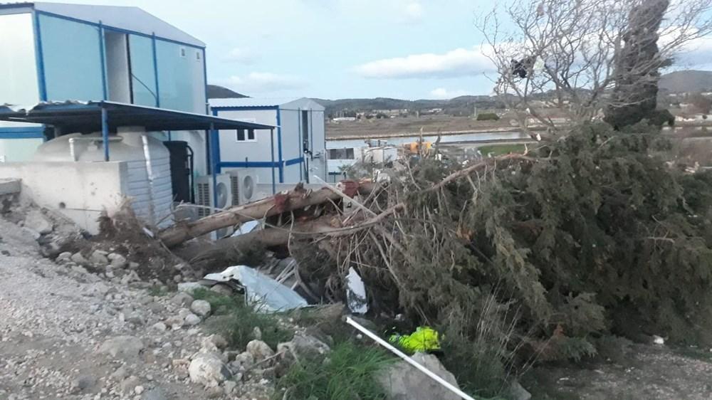 İzmir'de hortum felaketinin boyutları gün ağarınca ortaya çıktı - 17