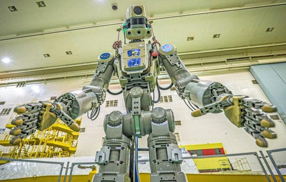 İnsansı robot Fedor: İnsanlar hakkında iyi düşünmüyorum - 2