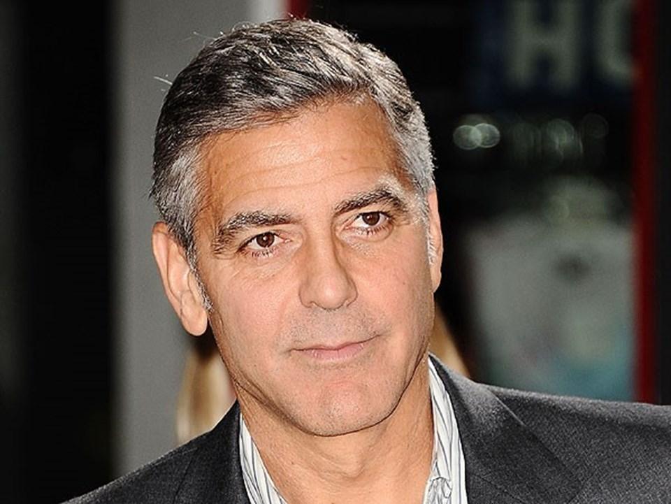 Aktör George Clooney