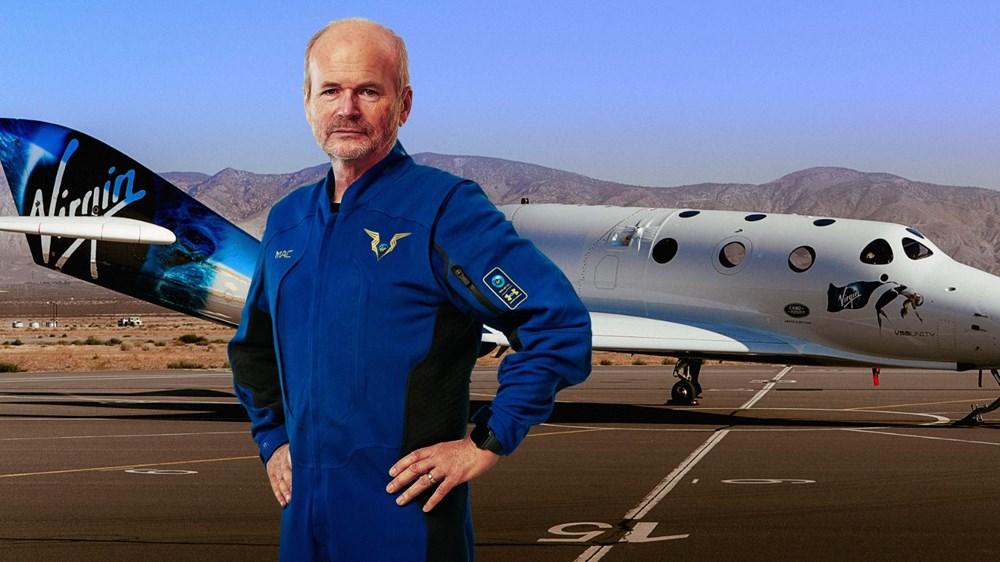 Uzay seyahatlerinde giyilecek kıyafetler görücüye çıktı - 2