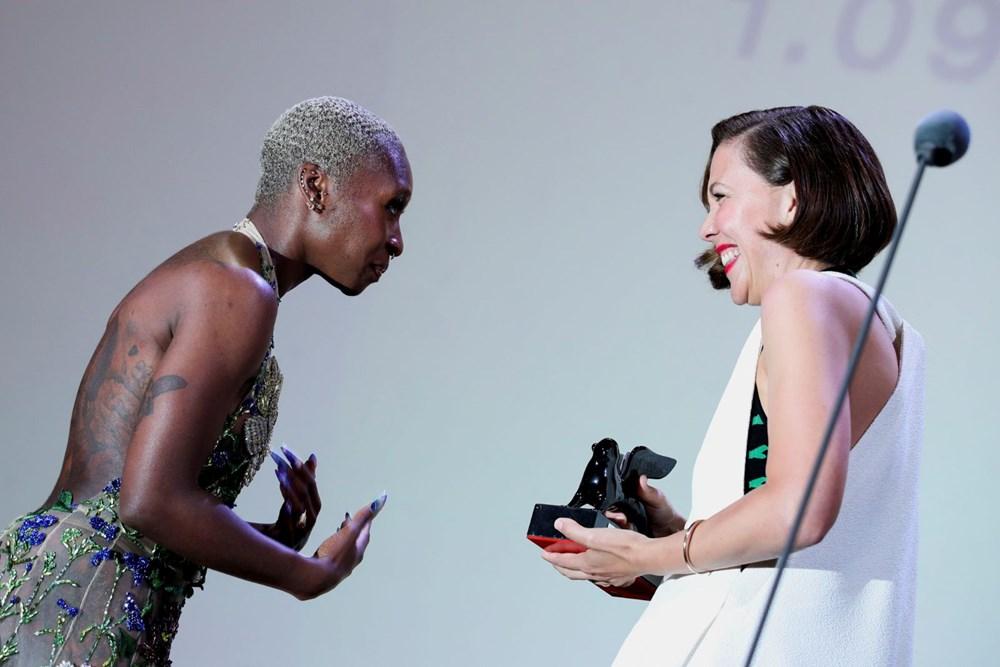 78. Venedik Film Festivali ödül gecesiyle sona erdi - 1