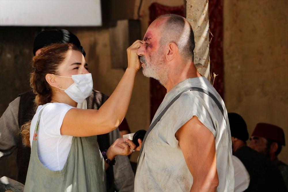 Muallim filminin çekimleri Kula'da devam ediyor - 7