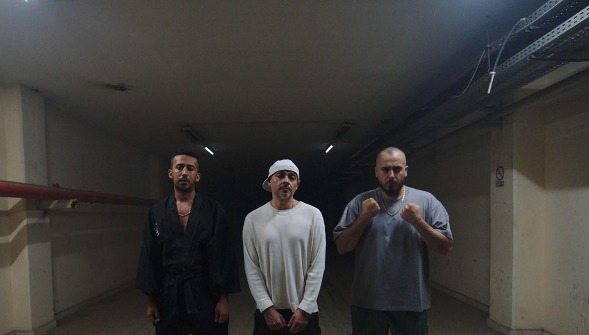 Ceza, Gazapizm ve Dj Sivo'dan 'Baskın' şarkısı