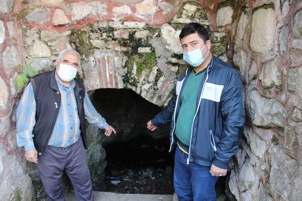 Manisa'da ecdat yadigarı Seyit İbrahim Hoca Mescidi'nin kapısı çalındı damla mağarası ortaya çıktı - 2