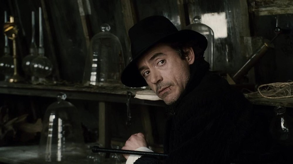 Robert Downey Jr. Sherlock Holmes evreni oluşturmak istiyor - 3