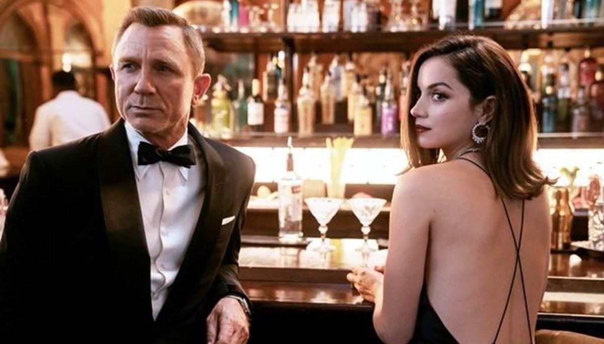 Yeni James Bond filmi No Time to Die'dan yeni fragman