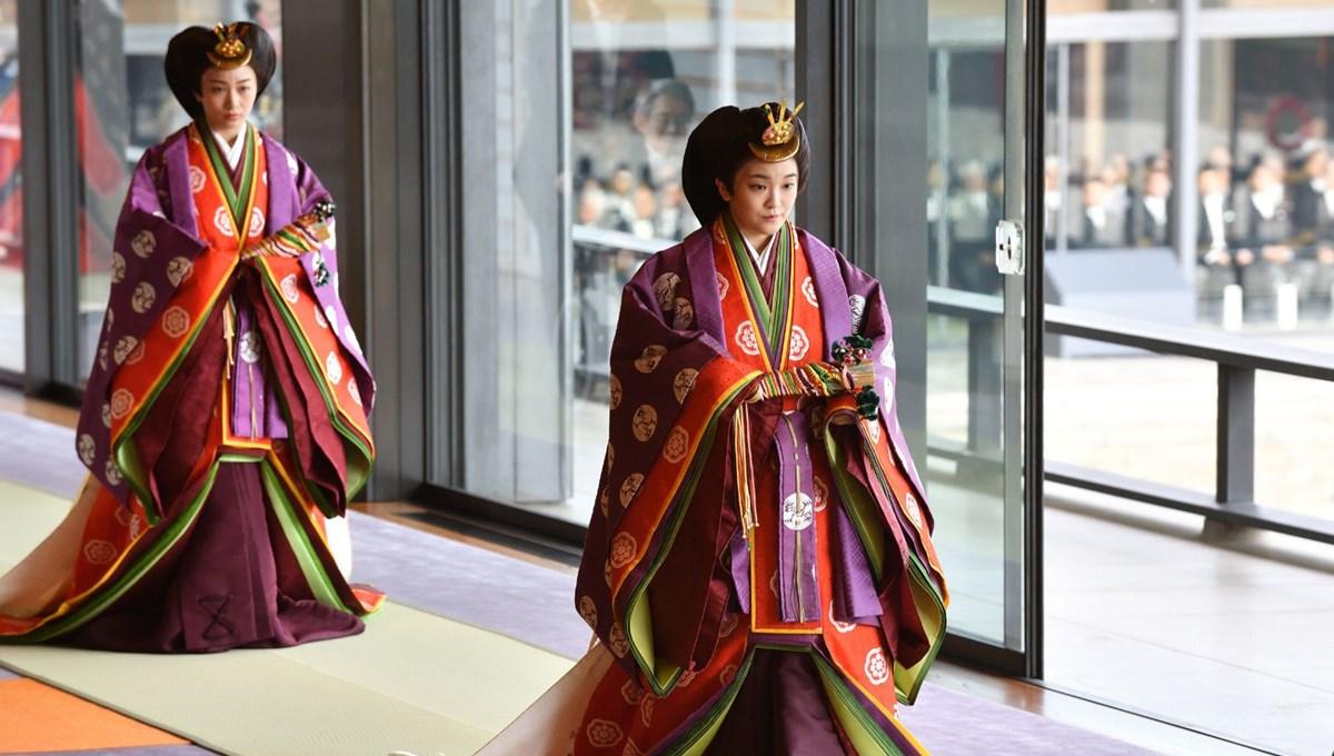Aşkı tahta tercih eden Prenses Mako'nun evliliğine onay çıktı