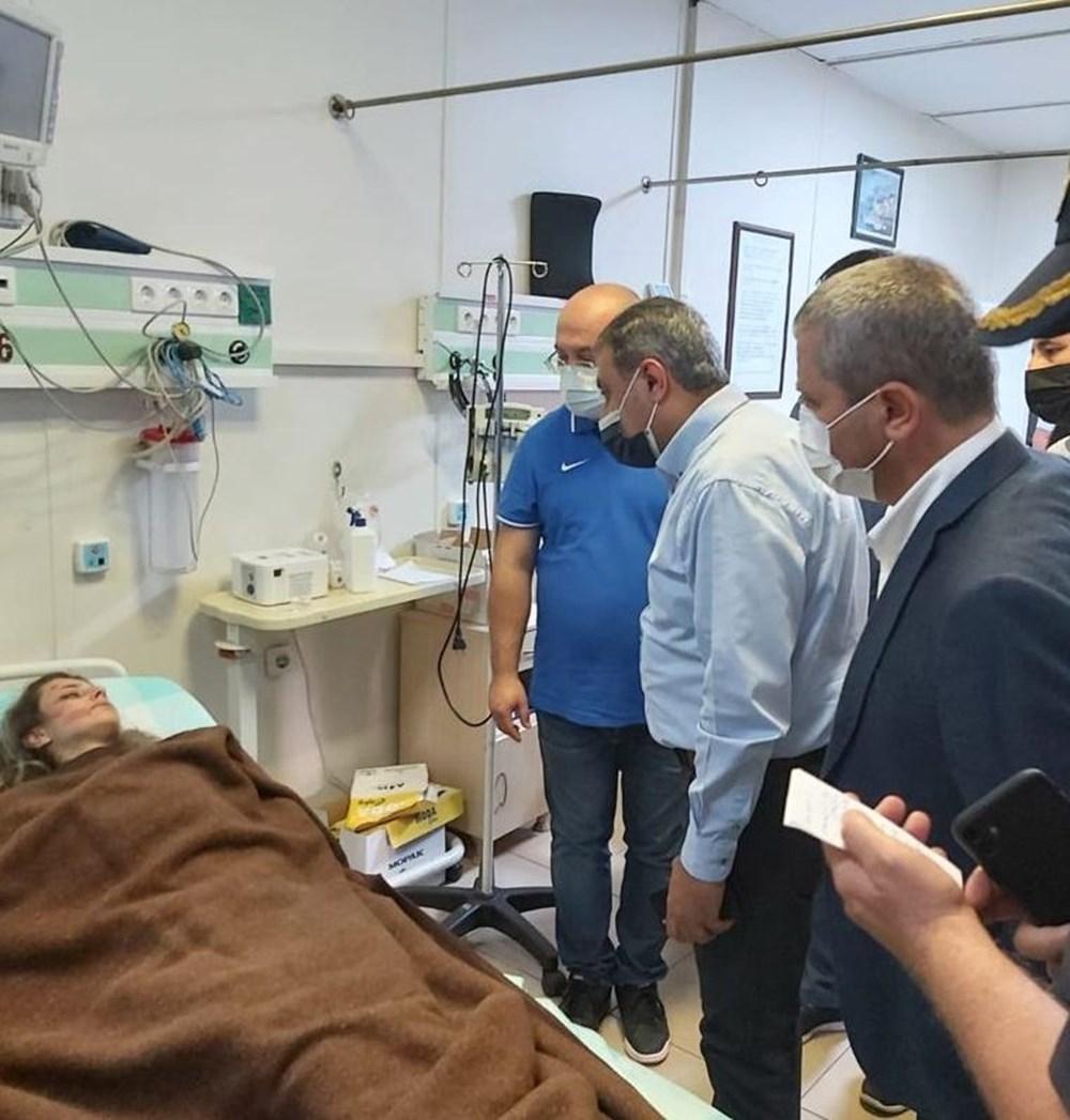 Balıkesir'de yolcu otobüsü devrildi: 15 kişi hayatını kaybetti - 5