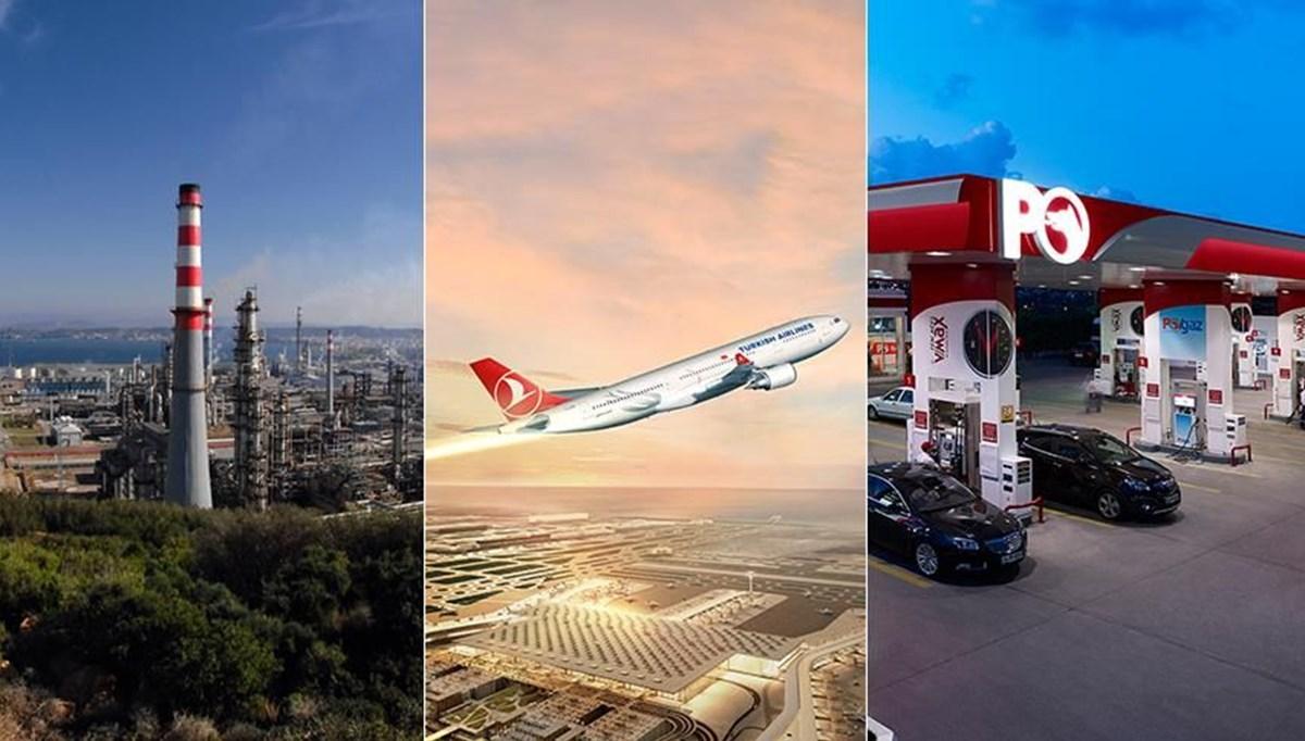 Türkiye'nin en büyük 500 şirketi açıklandı