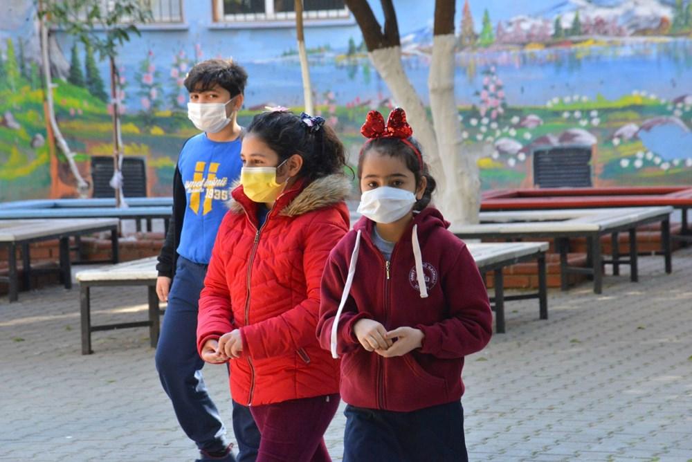 Türkiye'nin kontrollü normalleşme dönemi: Yüz yüze eğitim başladı - 13