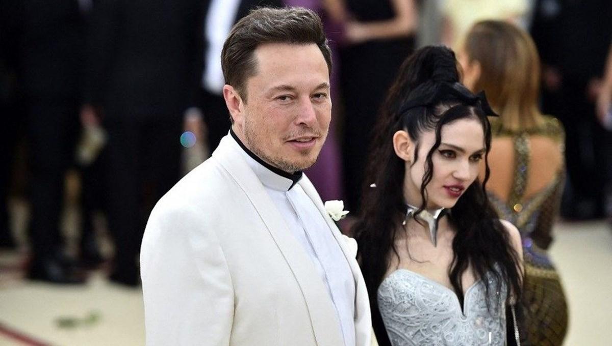 Grimes'e Elon Musk eleştirisi: Böyle bir adamla nasıl uyuyorsun?