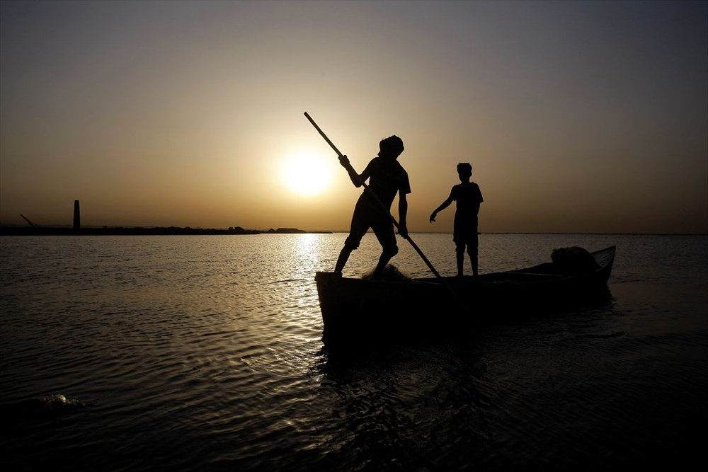 Necef Denizi: Kuraklığın ardından gelen mucize - 2