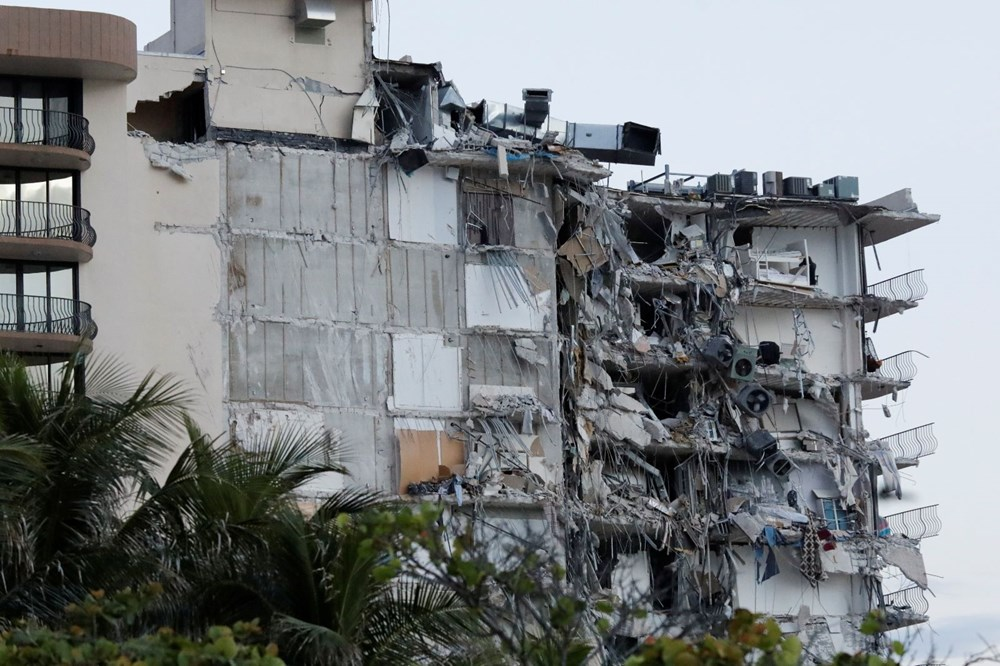 Building collapsed in the USA: Loss of life increased to 4, 159 people missing - 18