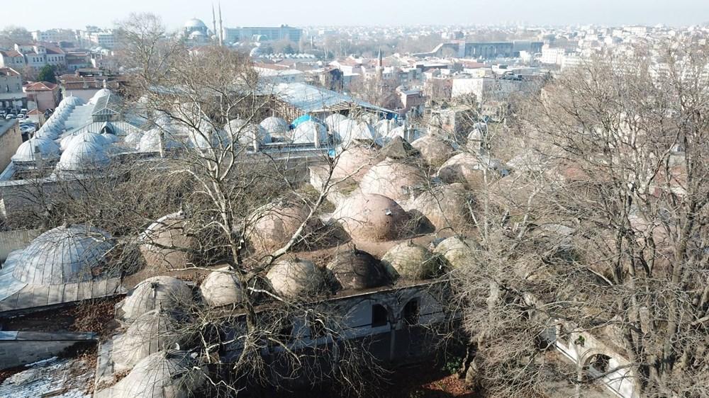 Vakıflar Genel Müdürlüğü: Süleymaniye Külliyesi'nde restorasyon emin ellerde devam ediyor - 4