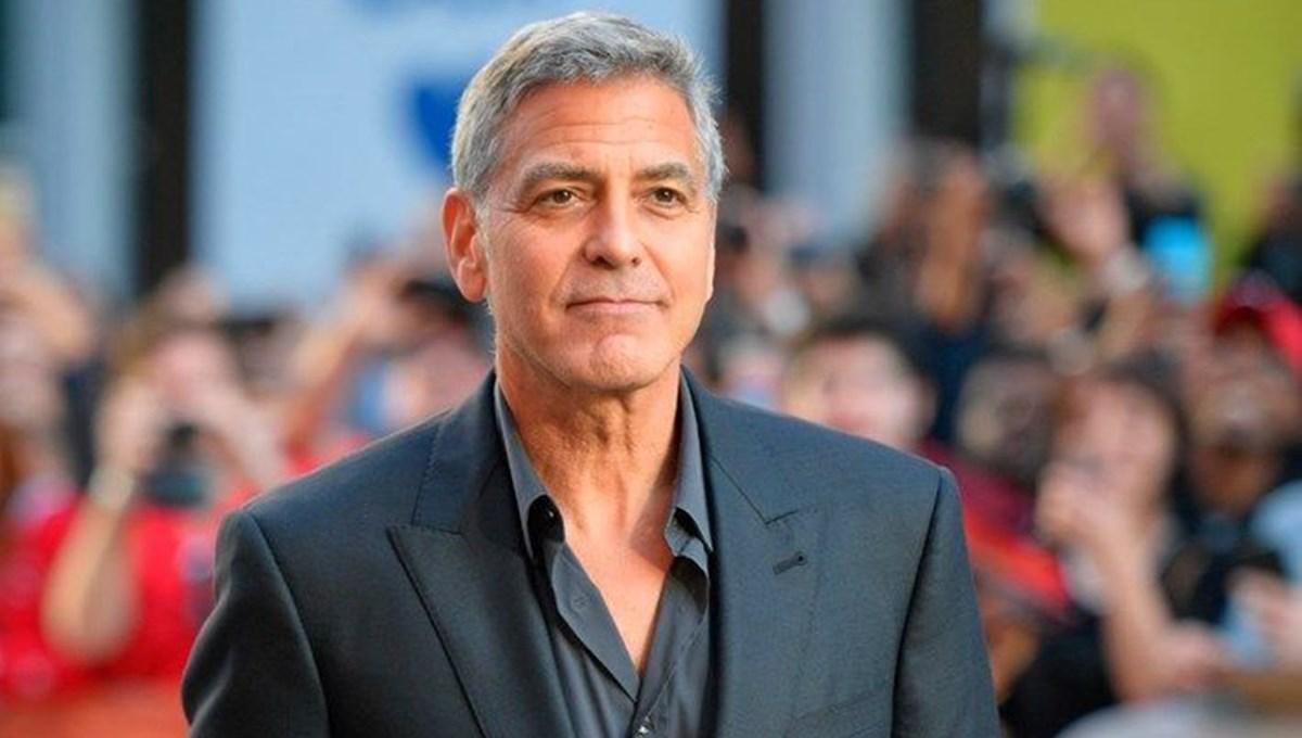 George Clooney'nin George Floyd'un avukatına yardım ettiği ortaya çıktı
