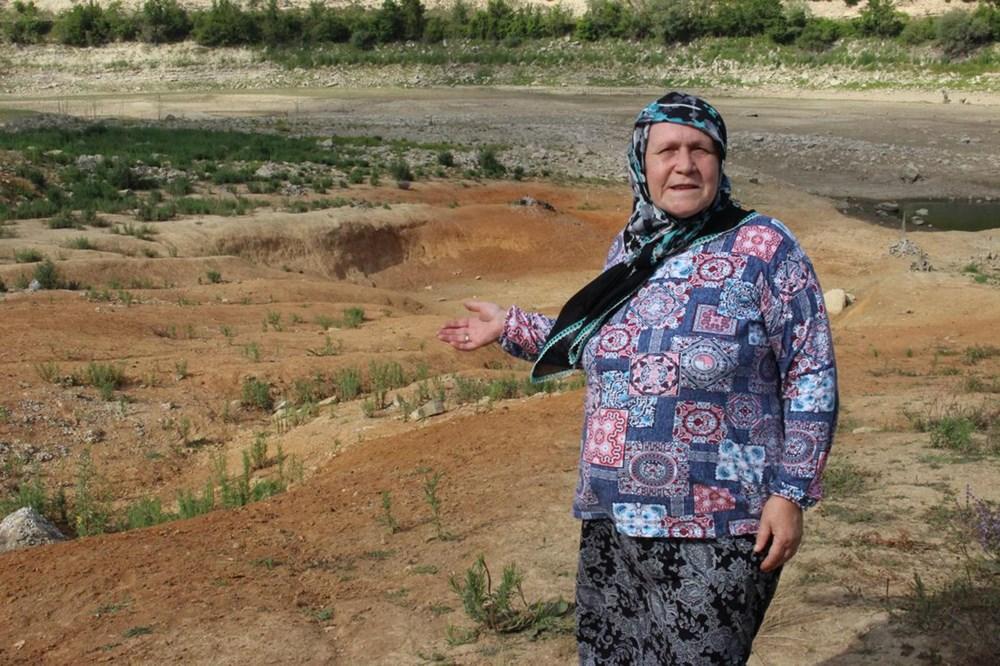 İstanbul'un su ihtiyacını karşılayan Trakya'daki barajlar kurudu - 19