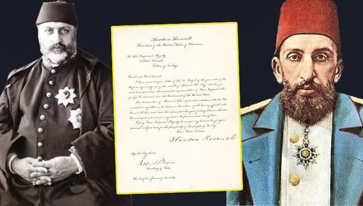 ABD başkanlarına yazılan kayıp 'sultan mektupları'