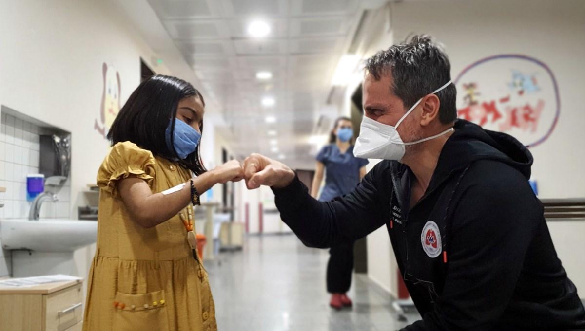 Türkiye'nin en küçük hastası Yağmur, literatüre girecek: Pes etmeye hiç niyetim yok