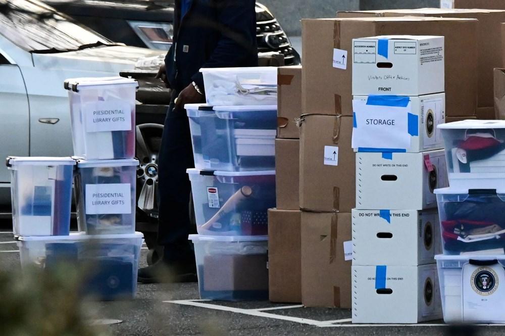 Trump Ailesi Beyaz Saray'dan taşınıyor - 14