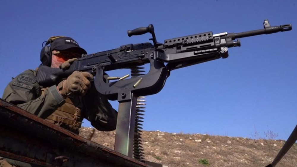 Jandarmaya yeni makineli tüfek (Türkiye'nin yeni nesil yerli silahları) - 32