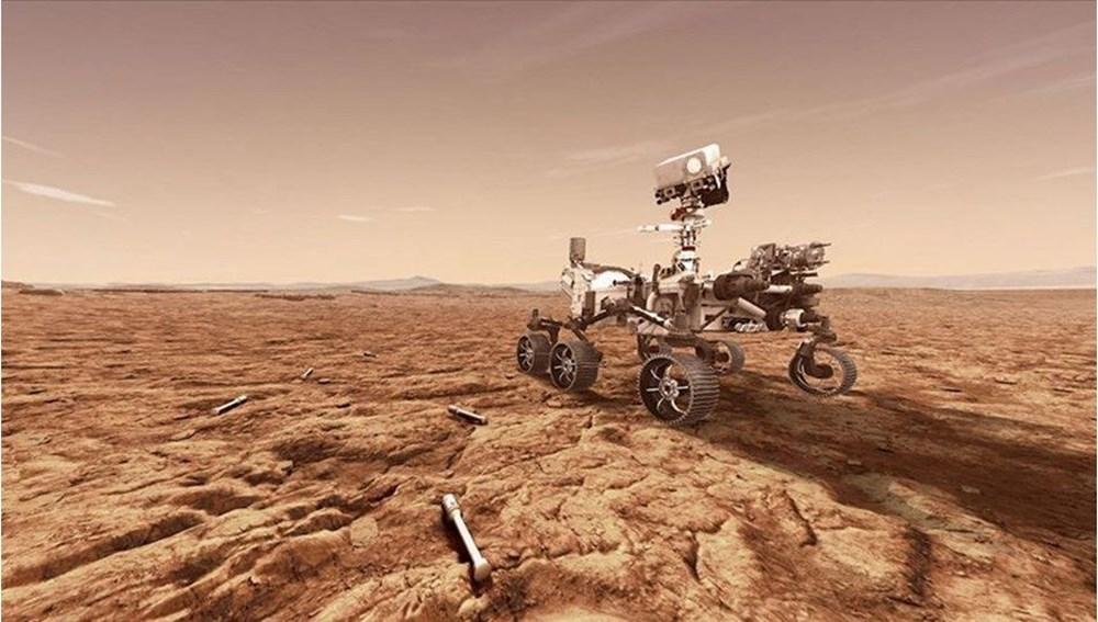 Bilim insanlarından 'Mars vebası' uyarısı: Kızıl Gezegen'den alınan örneklerin Dünya'ya getirilmesi yıkıcı bir pandemiye neden olabilir - 4