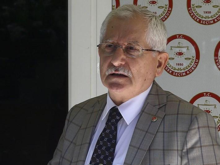 YSK Başkanı Güven: En kısa zamanda kesin seçim sonuçlarını açıklarız