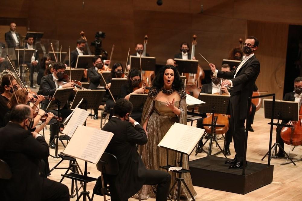 Cumhurbaşkanlığı Senfoni Orkestrası yeni bina açılış konseri - 16
