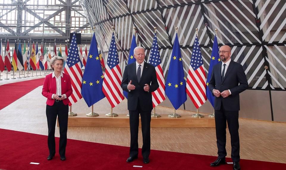 ABD Başkanı Biden, NATO Zirvesi'nin ardından Brüksel'de temaslarına devam ediyor.