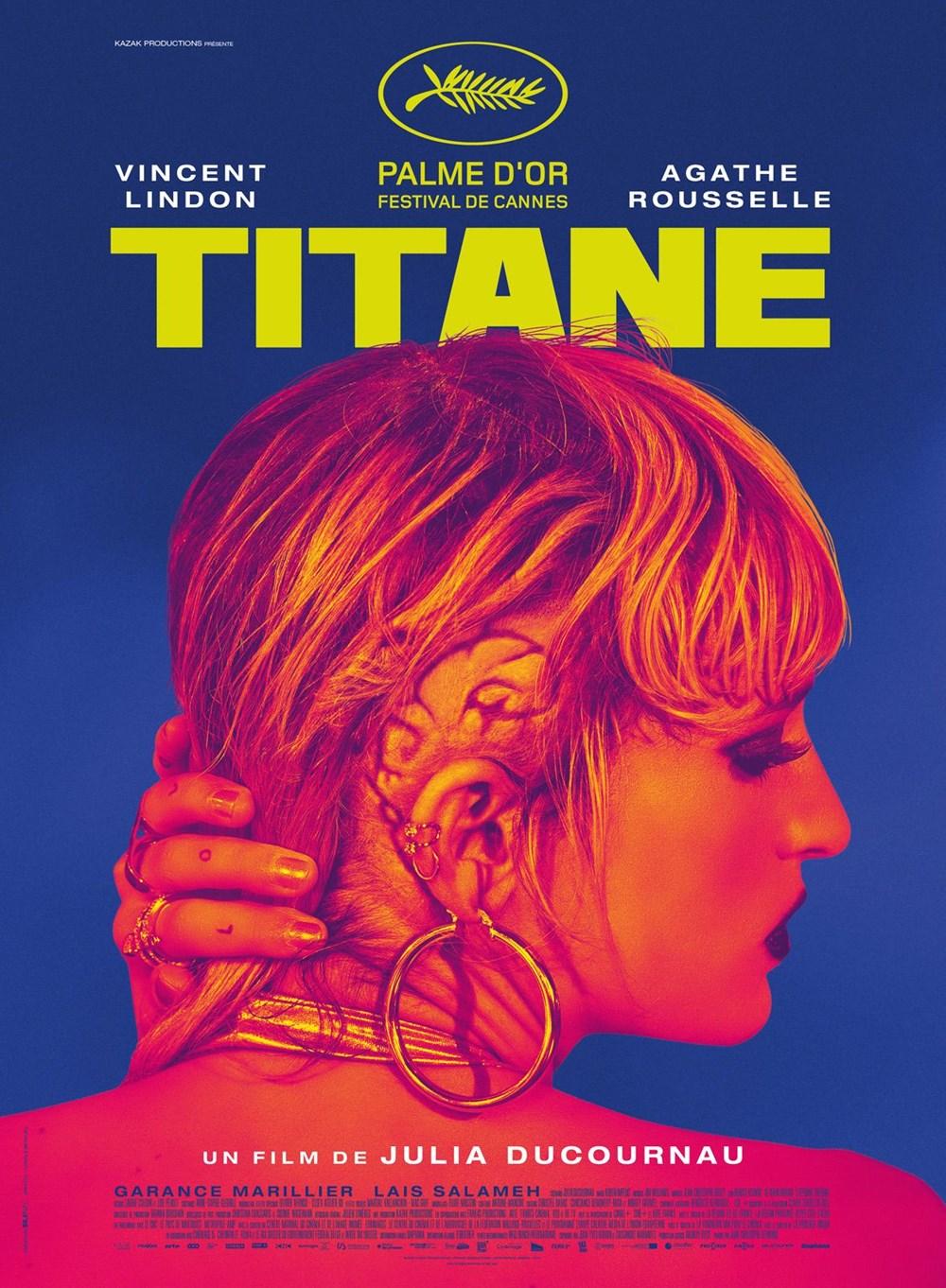 Fransa'nın Oscar adayı Titane filmi oldu - 1