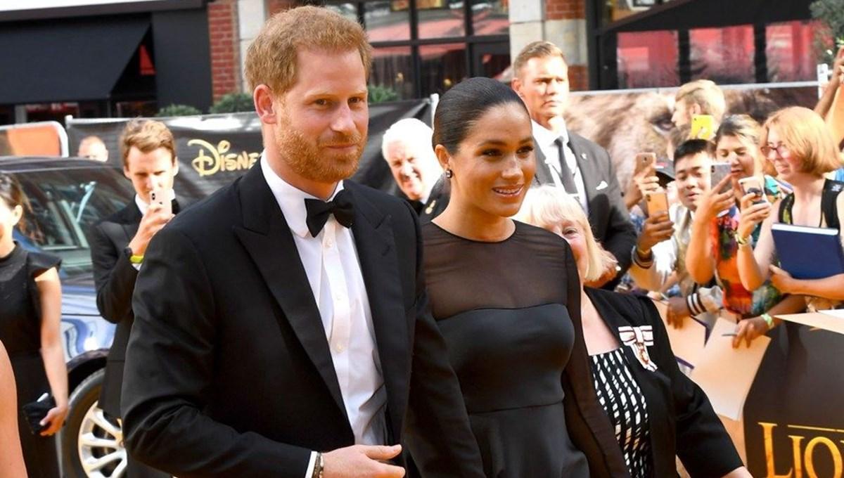 Meghan Markle ve Prens Harry'nin evinden polise 9 ayda 9 arama