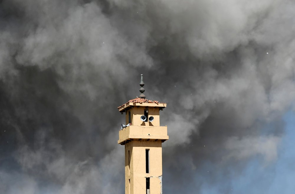 Israel's air strikes continue: loss of life increased to 147 - 3