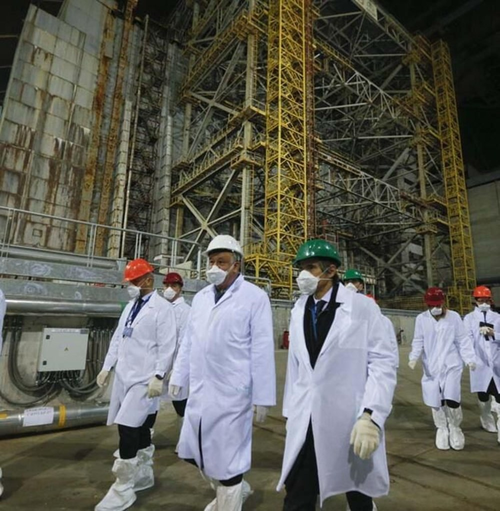 Great danger in Chernobyl: Nuclear reactions have resumed - 12