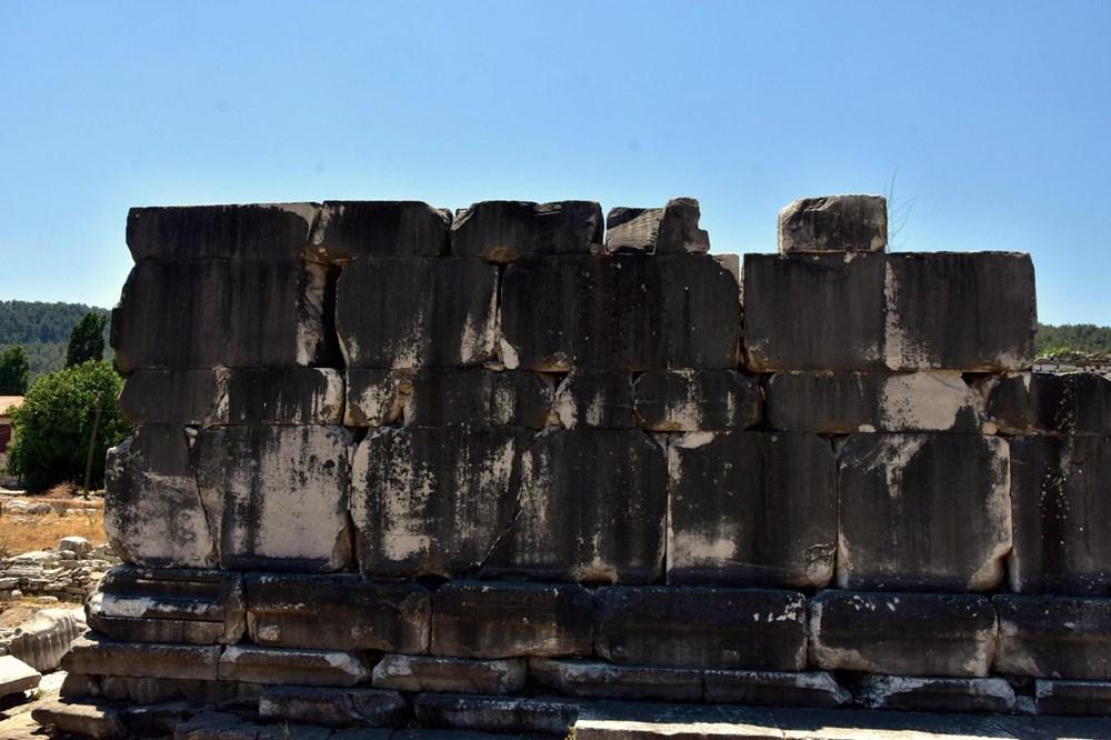 Yatağan'daki Antik kentte 1720 yıllık fiyat listesi - 7