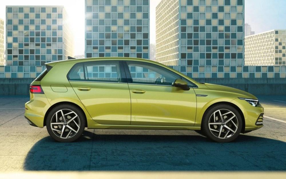 Yeni Volkswagen Golf Türkiye'de (Fiyatı belli oldu) - 11