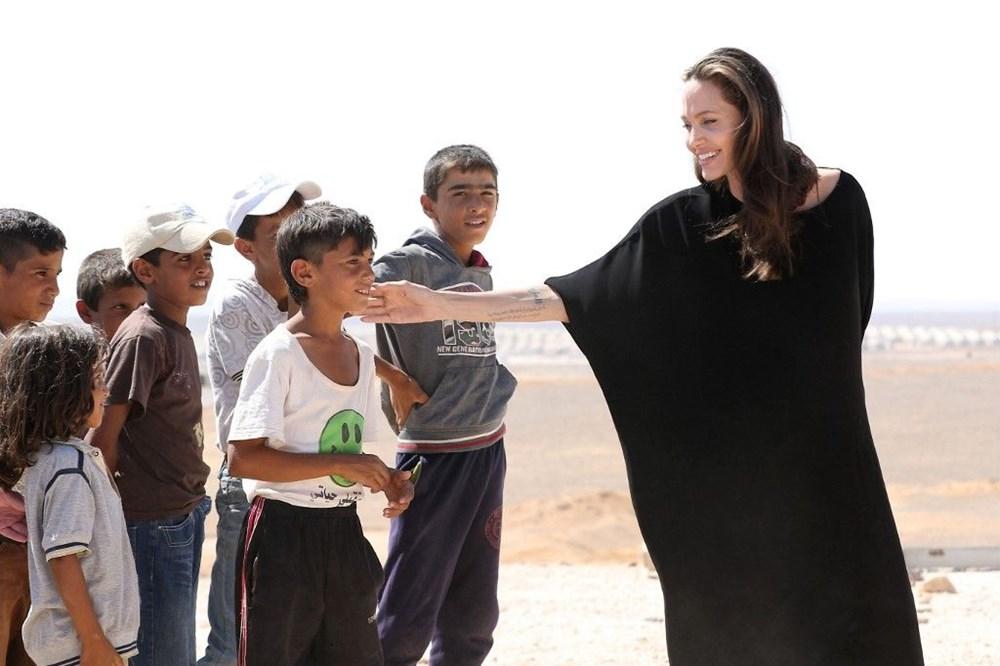 Angelina Jolie'den çocuk hakları kitabı - 1
