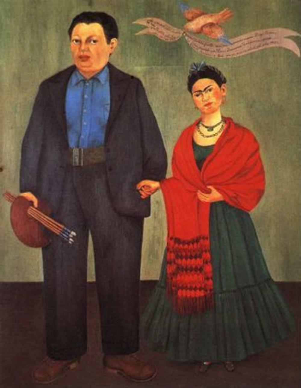 Ressam Frida Kahlo kimdir? (Tahta Bacak Frida Kahlo'nun hayatı) - 9