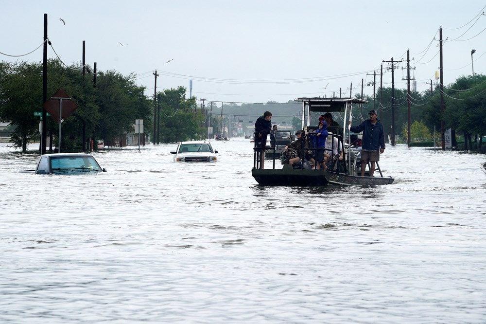 Küresel ısınma fırtınaların şiddetini iki kat artırdı:  Harvey Kasırgası'na benzer felaketlere karşı uyarı - 1