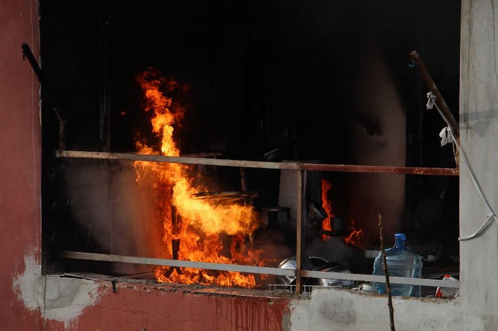 Antalya'da ağlatan yangın - 12