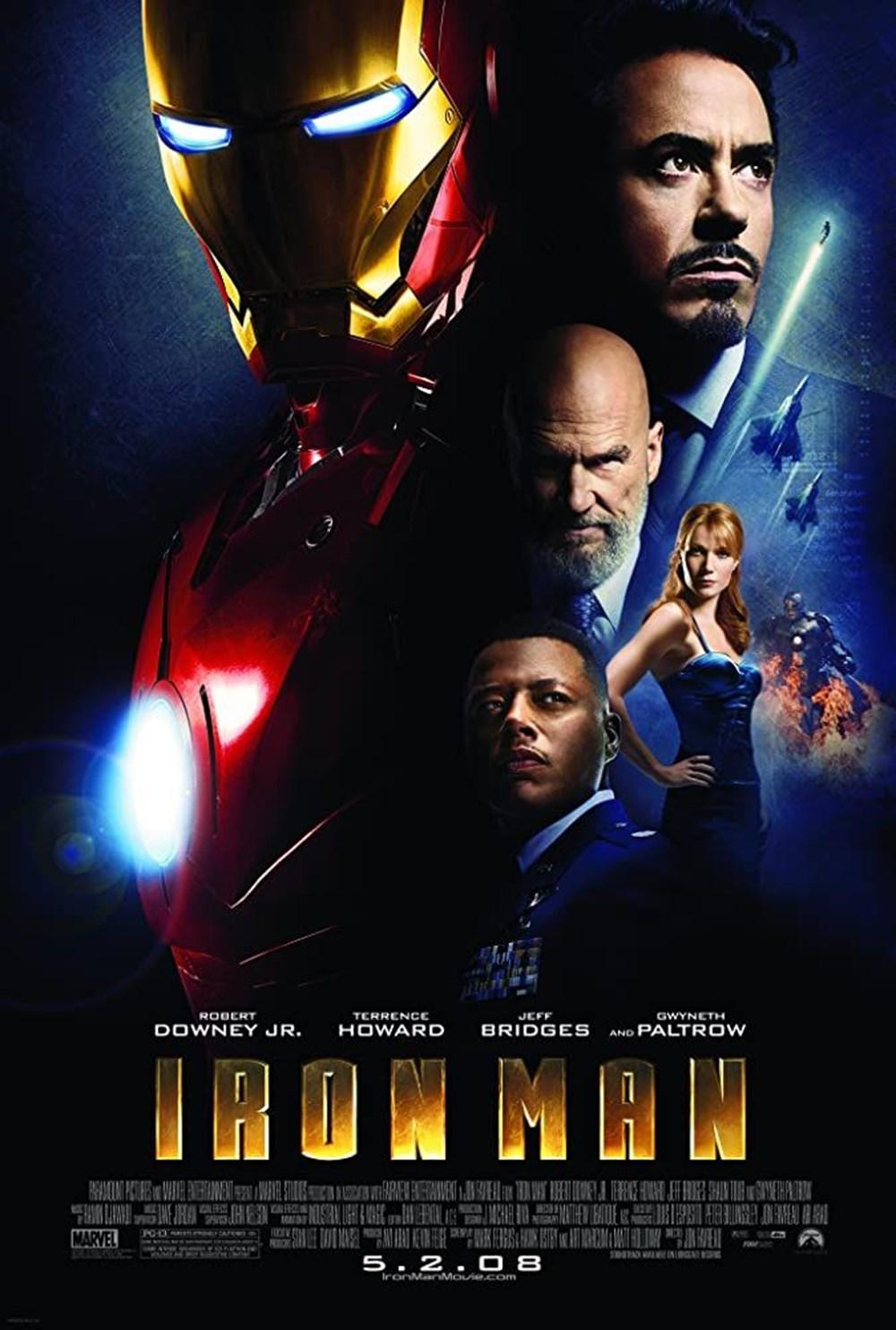 En iyi Marvel filmleri - 61