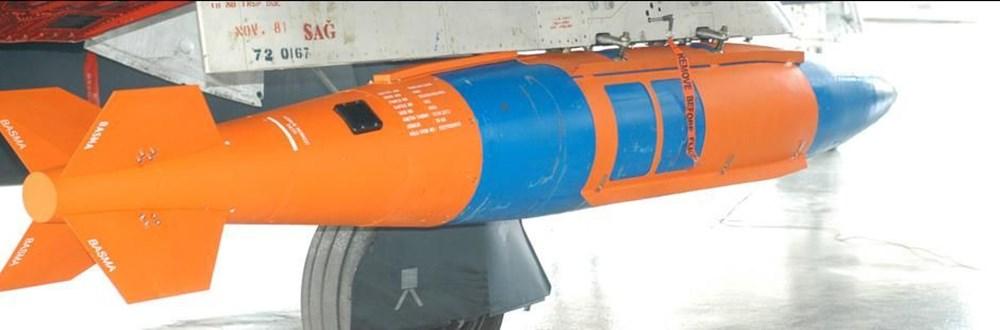 TSK'nın yeni roketatarı 12'den vurdu - 160